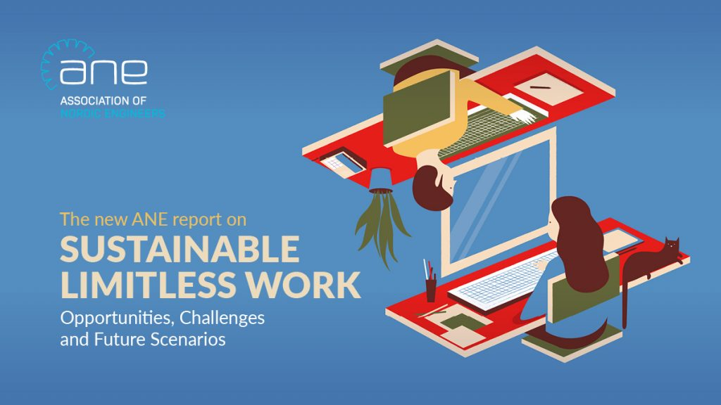 The new ANE report on Sustainable Limitless Work